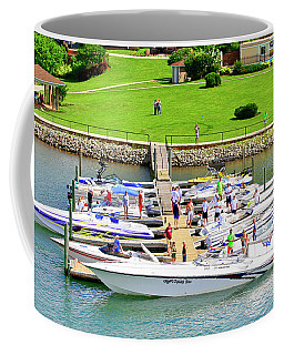 2017 Poker Run, Smith Mountain Lake, Virginia Coffee Mug
