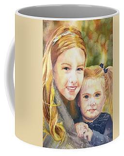 Belle And Maddie Coffee Mug