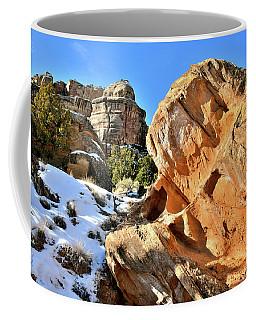Colorful Colorado National Monument Coffee Mug