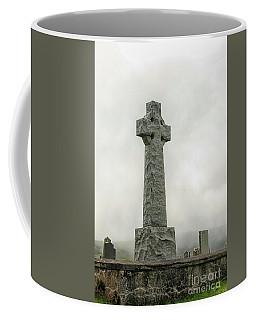 Cross At Grave Flora Macdonald Coffee Mug