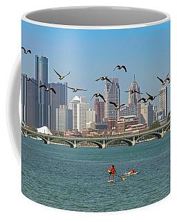Detroit River Coffee Mug