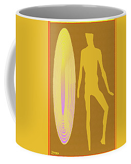 Golden Mist Coffee Mug