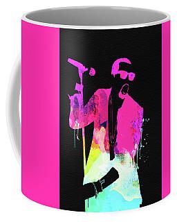 Kanye Watercolor Coffee Mug