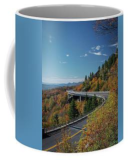 Linn Cove Viaduct - Blue Ridge Parkway Coffee Mug