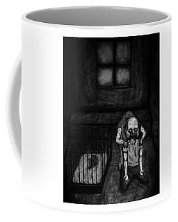 Nightmare Chewer - Artwork Coffee Mug