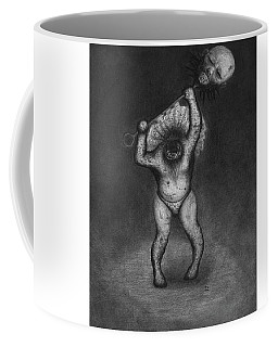 Nightmare Rattler - Artwork Coffee Mug