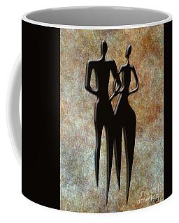 2 People Coffee Mug