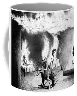 Philippa The Crackling Rider - Artwork Coffee Mug
