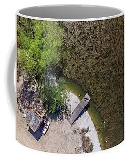 Coffee Mug featuring the photograph Pier by Okan YILMAZ