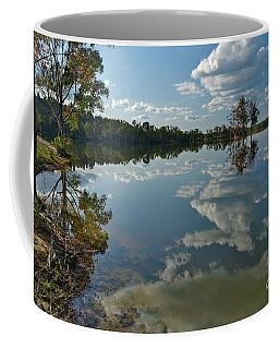 Reflections By The Lake Coffee Mug