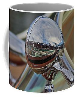 Riva Chrome Coffee Mug