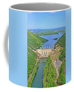 Smith Mountain Lake Dam Coffee Mug