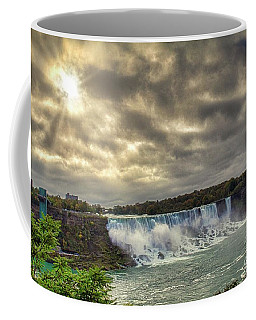 The American Falls Coffee Mug