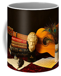 The Arts Coffee Mug
