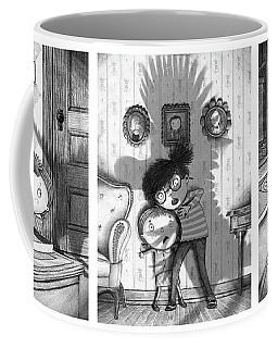 The Snarkle Beast Coffee Mug