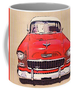 2 Tone 55 Coffee Mug