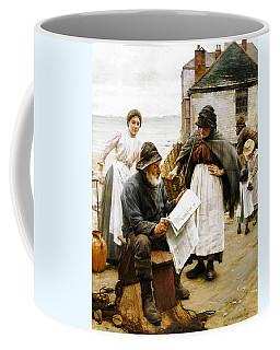 When The Boats Are Away Coffee Mug