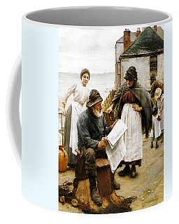 When The Boats Are Away Coffee Mug
