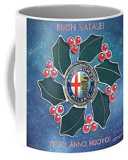 2014 Alfa Club Christmas Card Coffee Mug