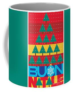 2017 Alfa Club Christmas Card Coffee Mug