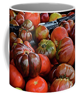 2019 Farmers' Market Spring Green Heirloom Tomatoes 1 Coffee Mug