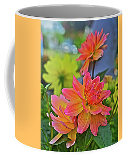 2019 Monona Farmer's Market May Dahlias 2 Coffee Mug
