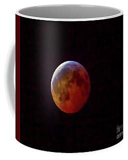 2019 Super Blood Wolf Moon Coffee Mug