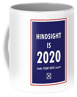 2020 Hindsight Coffee Mug