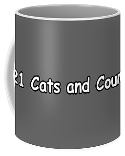 21 Cats And Counting Coffee Mug