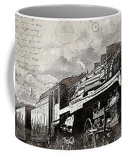 2816 At Banff Siding Coffee Mug