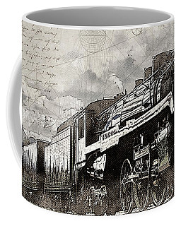 2816 At Banff Siding Coffee Mug