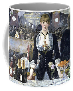 A Bar At The Folies Bergere Coffee Mug