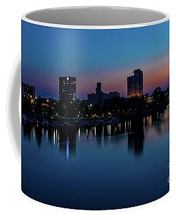 Augusta Ga - Savannah River Coffee Mug