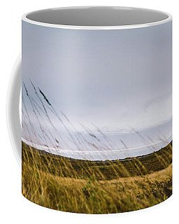 Beautiful Panoramic Photos Of Icelandic Landscapes That Transmit Beauty And Tranquility. Coffee Mug