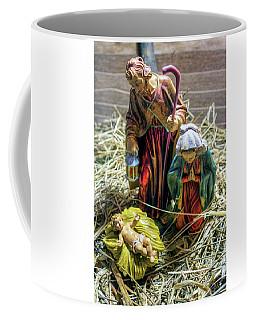 Birth Of Jesus Coffee Mug