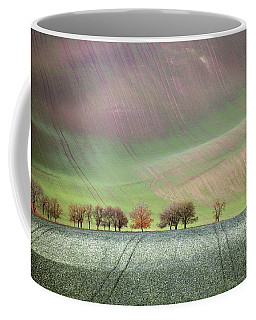 Autumn In South Moravia 3 Coffee Mug