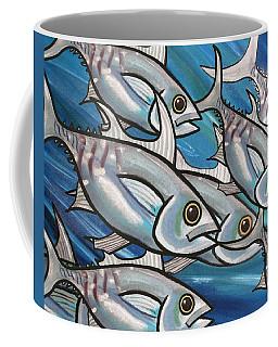 7 From 3 Fish Coffee Mug