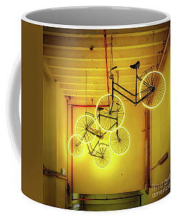 Coffee Mug featuring the photograph 3 Nights In Brugge No 20 by Leigh Kemp