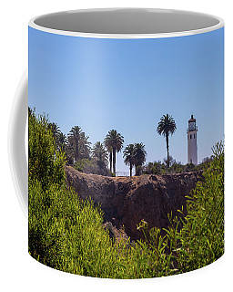 Point Vicente Lighthouse Coffee Mug