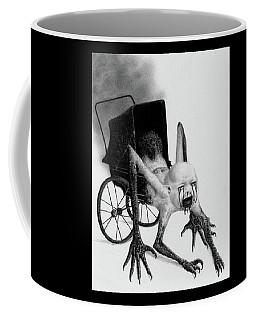 The Nightmare Carriage - Artwork Coffee Mug