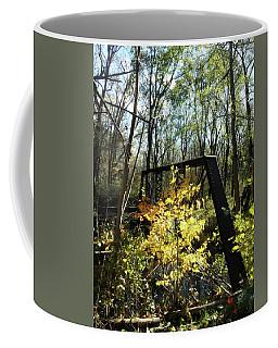 Ye Old Tracks Coffee Mug