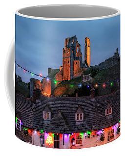 Corfe Castle - England Coffee Mug