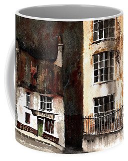 Coffee Mug featuring the painting 305 Frys Chochies In Killarney, Co. Kerry by Val Byrne