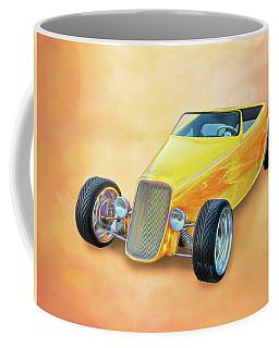 33 Speedstar Coffee Mug