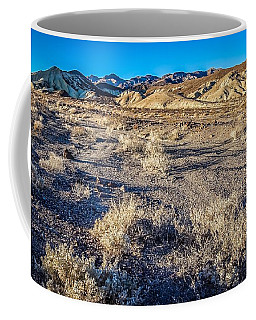 Coffee Mug featuring the photograph Death Valley National Park Scenes In California by Alex Grichenko