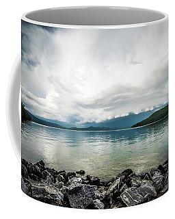 Coffee Mug featuring the photograph Scenery Around Lake Jocasse Gorge by Alex Grichenko