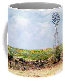 Classic Cattle  Coffee Mug
