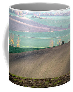 Autumn In South Moravia 5 Coffee Mug