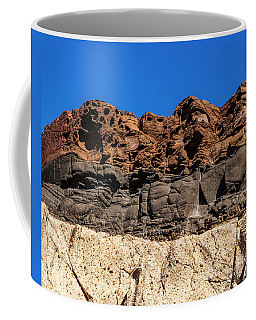 4 Textures 4 Colors Coffee Mug