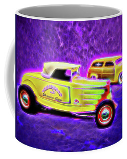 32 Roadster And 49 Woody Coffee Mug